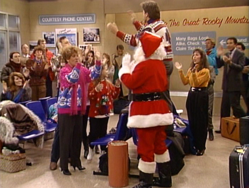 Full House Christmas Episodes.Season 2 Episode 9 Our Very First Christmas Show Every