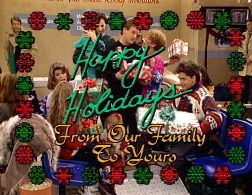 Full House Christmas Episodes.Season 2 Episode 9 Our Very First Christmas Show