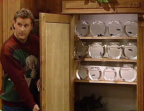 Season 4 episode 17 a fish called martin for Martins fish house